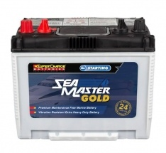 MARINE BATTERY SEAMASTER GOLD MFM50 640 CCA