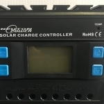 SOLAR PANEL BUNDLE – 100w Solar Panel, 20w Controller,120AH Battery,1000w inverter 2