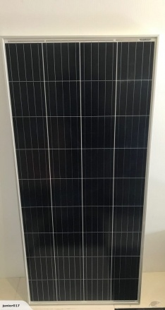 SOLAR PANEL BUNDLE – 150w Solar Panel, 20w Controller, 120AH Battery, 1000w inverter