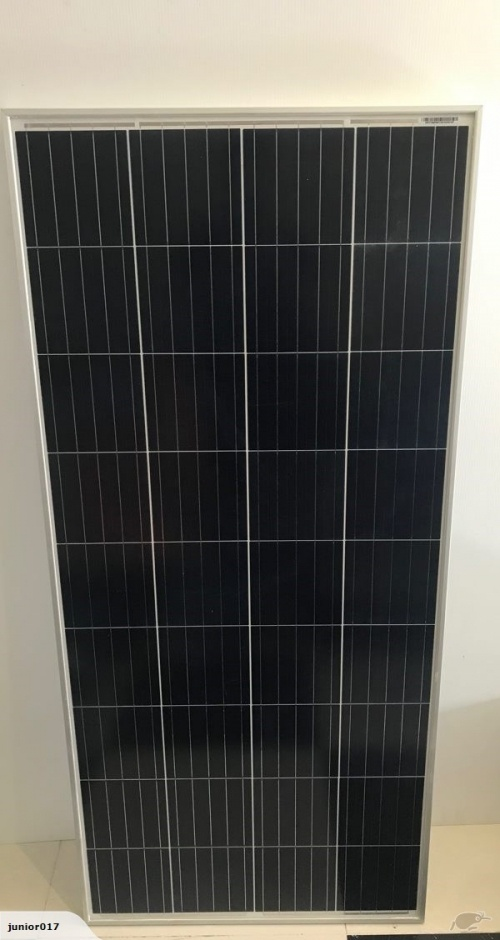 SOLAR PANEL BUNDLE – 160w Solar Panel, 20w Controller, 120AH Battery, 1000w inverter 5
