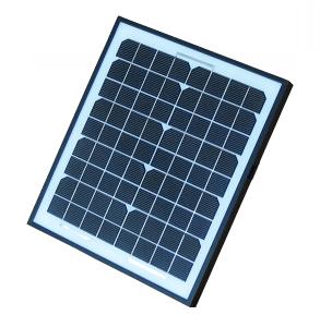 POWER TRAIN SMART SOLAR PANEL CHARGER 10 WATT 0.58 AMP - PTC10W