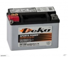Deka ETX9 battery 12v 120 cca AGM GEL BATTERY YTX9-BS FREE SHIPPING NATIONWIDE