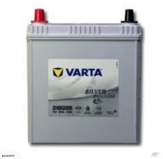 VARTA S34B20R BATTERY AGM 340 CCA 35 AH – TOYOTA PRIUS BATTERY