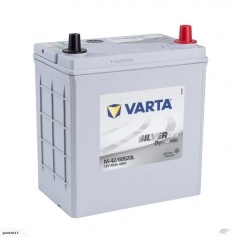 VARTA 60B20L CAR BATTERY 400 CCA NS40ZL BATTERY VARTA M42LEFB
