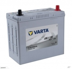 VARTA 80B24L CAR BATTERY 500 CCA NS60L BATTERY VARTA N55LEFB