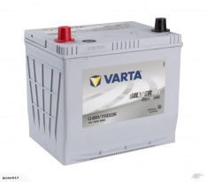 VARTA Q85REFB CAR BATTERY 660 CCA 55D23R BATTERY VARTA 90D23R