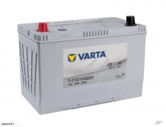 VARTA N70Z CAR BATTERY 820 CCA 145D31R T110REFB