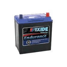 40CPMF EXIDE ENDURANCE CAR BATTERY NS40ZL 350 CCA 30 MONTHS WARRANTY FREE SHIPPING EXCEPT RURAL AREAS