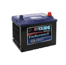 53CMF EXIDE ENDURANCE CAR BATTERY 58MF 580 CCA 30 MONTHS WARRANTY FREE SHIPPING EXCEPT RURAL AREAS