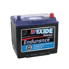 55d23cmf Exide Endurance Battery 55d23l 600 Cca 30 Months