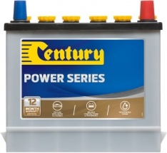 G43 CENTURY EXTRA HEAVY DUTY POWER SERIES 260 CCA 12 MONTHS WARRANTY