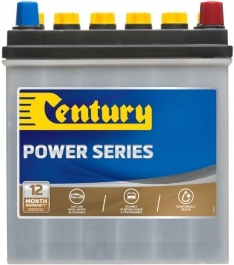 GNS40ZL CENTURY EXTRA HEAVY DUTY POWER SERIES NS40 NS40L 230 CCA 12 MONTHS WARRANTY