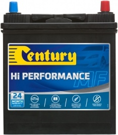 40B20LMF CENTURY HI PERFORMANCE CAR BATTERY NS40 NS40L 310 CCA 24 MONTHS WARRANTY
