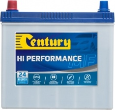 NS60MFHP CENTURY HI PERFORMANCE CAR BATTERY NS60 NS60R 400 CCA 24 MONTHS WARRANTY