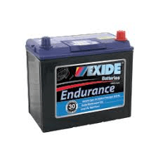 60CMF EXIDE ENDURANCE CAR BATTERY NS60L 370 CCA 30 MONTHS WARRANTY