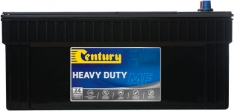 N150MF N150 CENTURY HEAVY DUTY COMMERCIAL BATTERY 1000 CCA 24 MONTHS WARRANTY