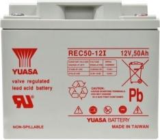 REC50-12 Century Yuasa Deep Cycle Battery 12V 50AH 12 MONTHS WARRANTY