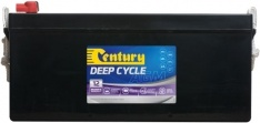 C12-270DA Century AGM Deep Cycle Battery 12V 270AH 12 MONTHS WARRANTY