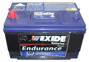 65DMF EXIDE ENDURANCE AMERICAN CAR BATTERY 780 CCA 30 MONTHS WARRANTY FREE SHIPPING EXCEPT RURAL AREAS