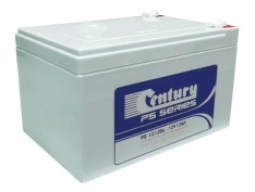 PS12120L Century PS Stationary Power 12v 12ah AGM Deep-Cycle Batteries Sealed