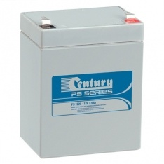 PS1229 Century PS Stationary Power 12v 2.9ah AGM Deep-Cycle Batteries Sealed