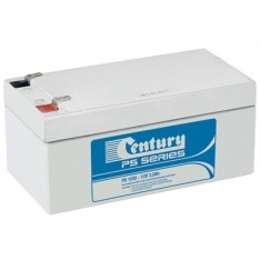 PS1232 Century PS Stationary Power 12v 3.2ah AGM Deep-Cycle Batteries Sealed