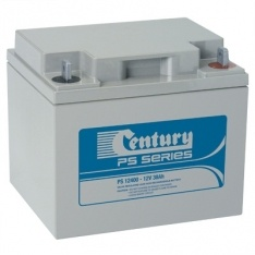 PS12400 Century PS Stationary Power 12v 40ah AGM Deep-Cycle Batteries Sealed