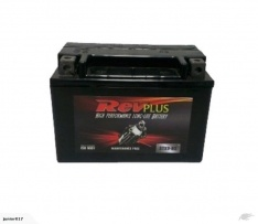 TEST PURPOSE ONLY DO NOT ORDER Motorbike Battery 12v 8ah 120cca REVPLUS STX9-BS YTX9-BS
