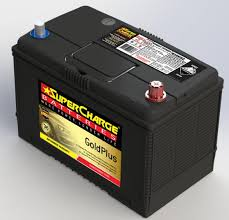 SUPERCHARGE 95D31L BATTERY 810 CCA COMMERCIAL 36 MONTHS WARRANTY (LEFT HAND)