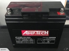 Amptech 12V 18AH SLA BATTERY AMPTECH AT12180D