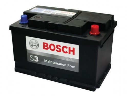 BOSCH DIN65L 540CCA FREE SHIPPING EXCEPT RURAL AREAS