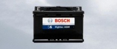 BOSCH LN1 560CCA S6 AGM ( START-STOP TECHNOLOGY) European
