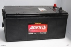 N200 DEEP CYCLE BATTERY 200 AH – SUPERCHARGE AMPTECH D200P