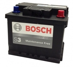 BOSCH DIN36L 400CCA European FREE SHIPPING EXCEPT RURAL AREAS
