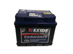 DIN44MF EXIDE ENDURANCE BATTERY DIN44L BATTERY 430 CCA 30 MONTH WARRANTY