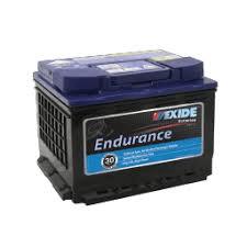 DIN55MF EXIDE ENDURANCE BATTERY DIN55L 550 CCA 30 MONTHS WARRANTY