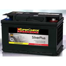 SUPERCHARGE DIN65L BATTERY EUROPEAN 640 CCA 30 MONTHS WARRANTY