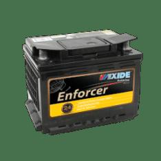 CAR BATTERY EXIDE EN55MF DIN53L, DIN55L 24 MONTH WARRANTY
