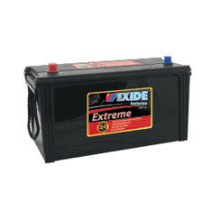 N100DMF EXIDE EXTREME COMMERCIAL BATTERY N100 740 CCA 24 MONTH WARRANTY