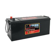 N120MFE EXIDE EXTREME COMMERCIAL BATTERY N120 930 CCA 30 MONTH WARRANTY N120L BATTERY