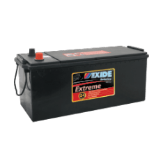 N120MFF EXIDE EXTREME COMMERCIAL BATTERY N120 930 CCA 30 MONTH WARRANTY N120R BATTERY
