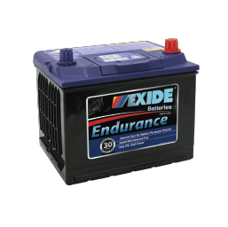 54CMF EXIDE ENDURANCE CAR BATTERY 54MF 580 CCA 30 MONTHS WARRANTY FREE SHIPPING EXCEPT RURAL ADDRESSES
