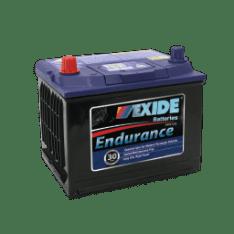 54DMF EXIDE ENDURANCE CAR BATTERY 54MF 580 CCA 30 MONTHS WARRANTY