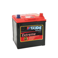 X40CMF EXIDE EXTREME BATTERY NS40 400CCA 42 MONTHS WARRANTY