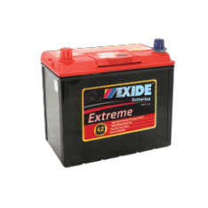 X60DMF EXIDE EXTREME BATTERY NS60 480CCA 42 MONTHS WARRANTY FREE SHIPPING EXCEPT RURAL ADDRESSES