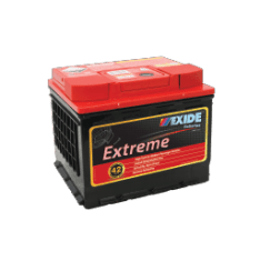 XDIN44MF EXIDE EXTREME BATTERY DIN44 510CCA 42 MONTHS WARRANTY