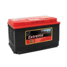 XDIN77MF EXIDE EXTREME BATTERY DIN77 750CCA 42 MONTHS WARRANTY
