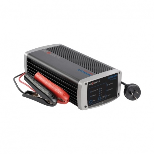 Projecta Intellicharge Lithium 12v 15a LiFEPO4 Battery Charger PROJECTA IC1500L