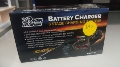 SMART BATTERY CHARGER POWERTRAIN 6v 1.6amp PTC6V1.6A