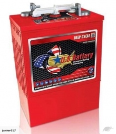 L16 DEEP CYCLE BATTERY 6 volt 420 AH